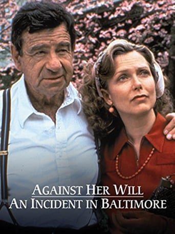 Poster of Against Her Will: An Incident in Baltimore