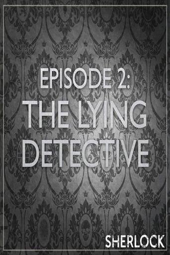 Poster of Sherlock: The Lying Detective