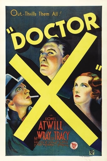 Doctor X (1932)