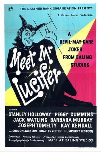 Poster of Meet Mr Lucifer