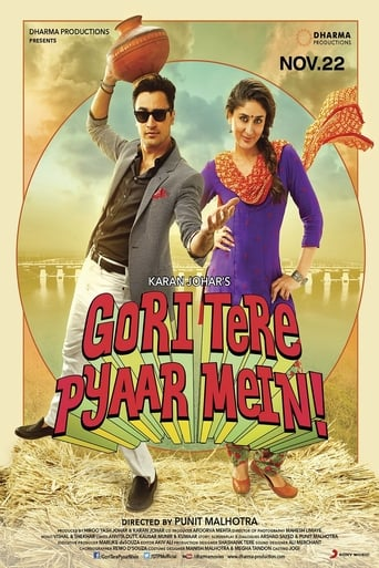 Poster of Gori Tere Pyaar Mein