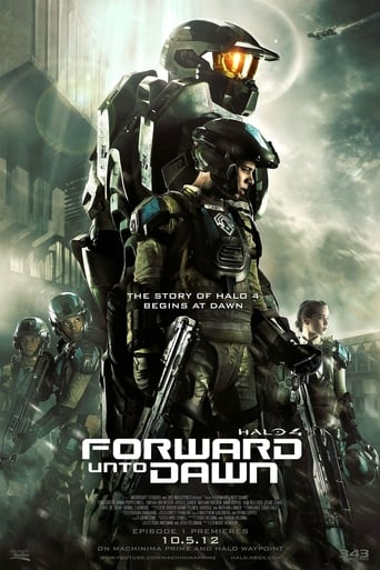 Poster of Halo 4: Forward Unto Dawn Movie