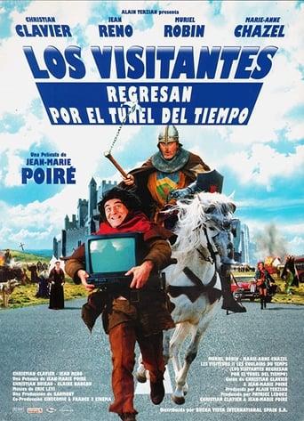 Poster of Los visitantes regresan por el túnel del tiempo