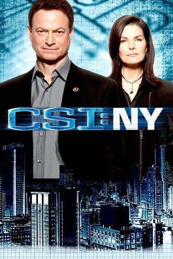 Poster CSI: NY