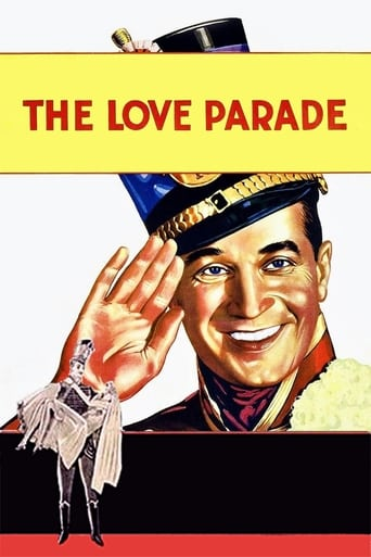 Poster of The Love Parade