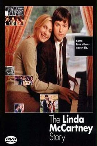 Poster of The Linda McCartney Story