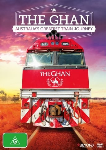 The Ghan: Australia's Greatest Train Journey Movie Poster