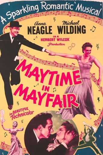 Poster of Maytime in Mayfair