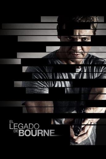 Poster of El legado de Bourne