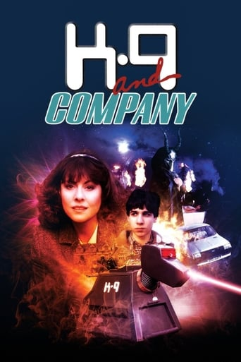 Poster of K-9 and Company