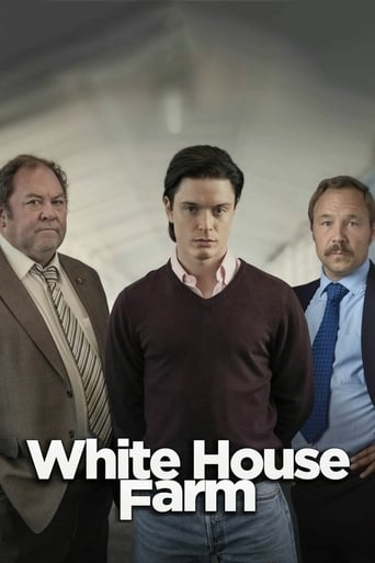 White House Farm 1ª Temporada - Poster