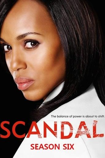 Skandalas / Scandal (2017) 6 Sezonas LT SUB