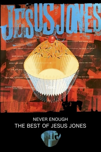 Never Enough - The Best Of Jesus Jones Movie Poster