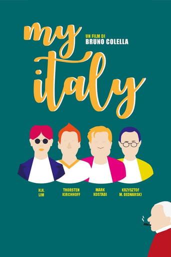 Poster of My Italy