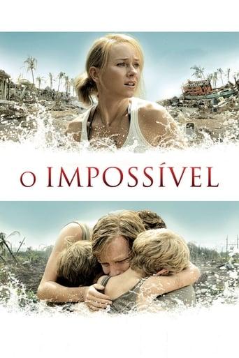 O Impossível - Poster