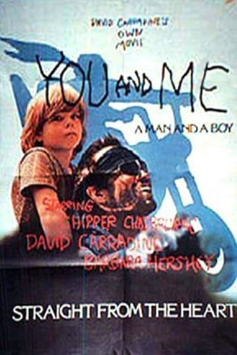 Poster of You and Me