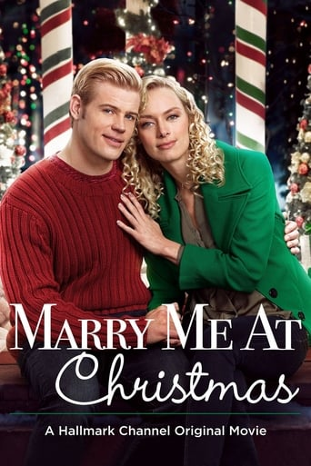 Poster of Marry Me at Christmas