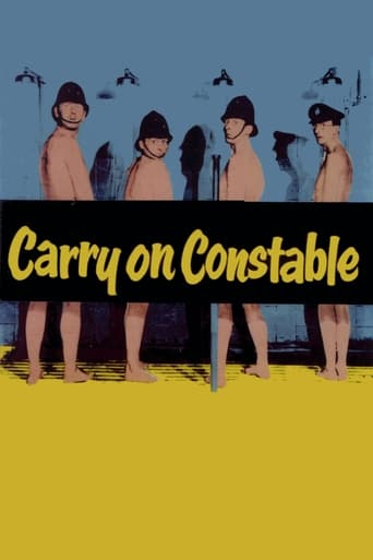 Poster of Carry On Constable
