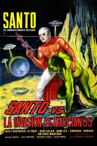 Watch Santo vs. the Martian Invasion 1967 full online free