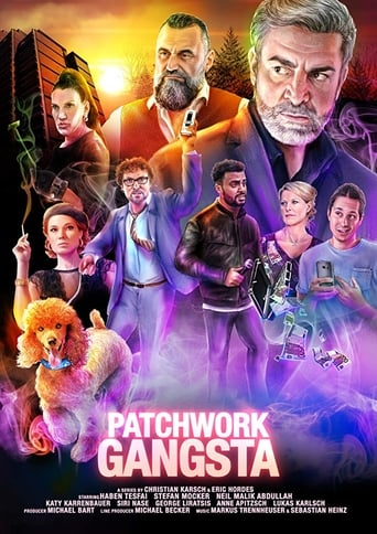 Poster of Patchwork Gangsta