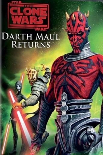 Poster of Darth Maul Returns