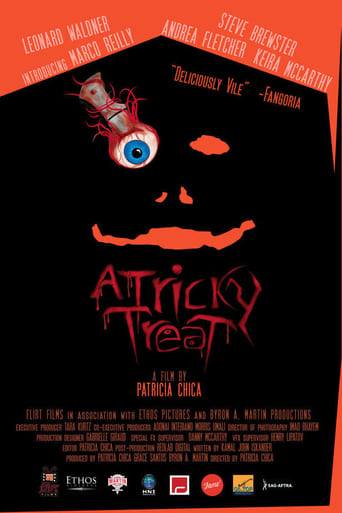 Poster of A Tricky Treat
