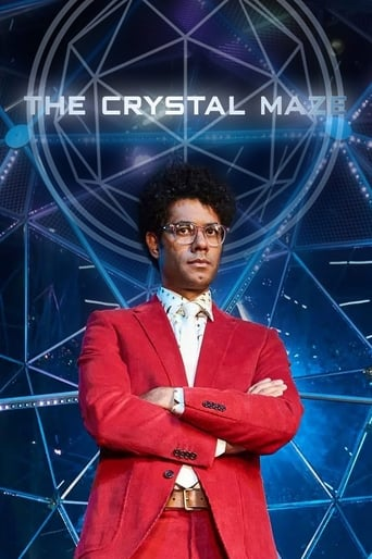 Capitulos de: The Crystal Maze