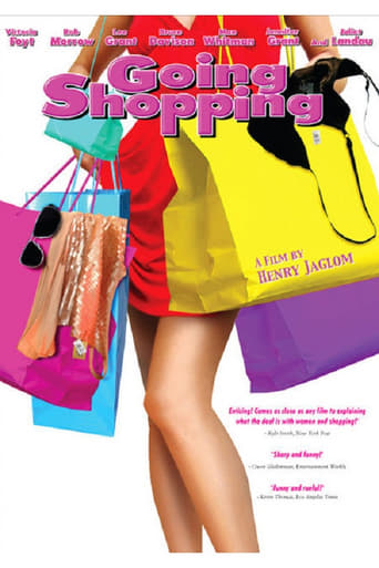 Poster of Going Shopping