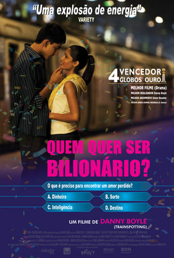 Quem Quer Ser um Milionário? - Poster