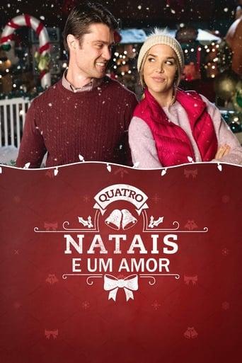 Poster of Quatro Natais e um Amor