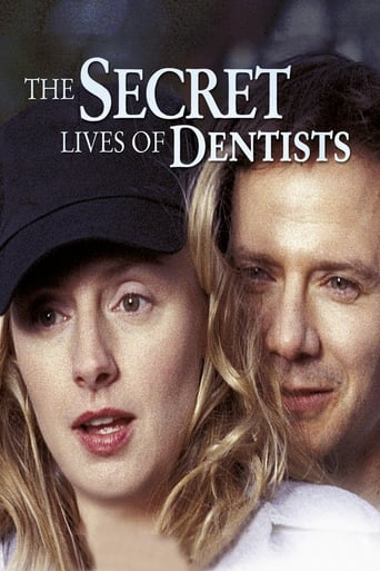 Poster of The Secret Lives of Dentists