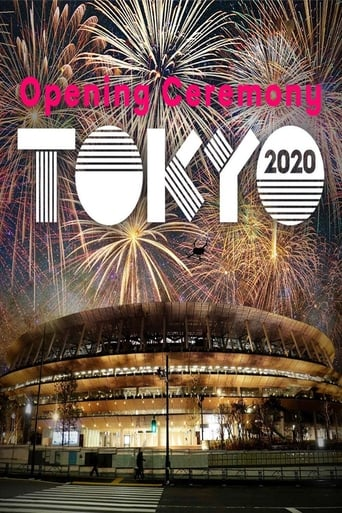 Poster of Tokyo 2020 Olympics Opening Ceremony