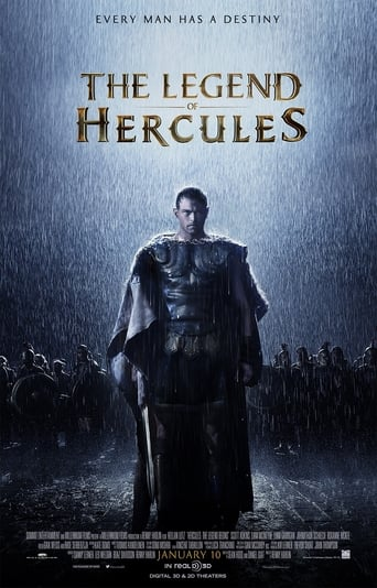 Poster of The Legend of Hercules