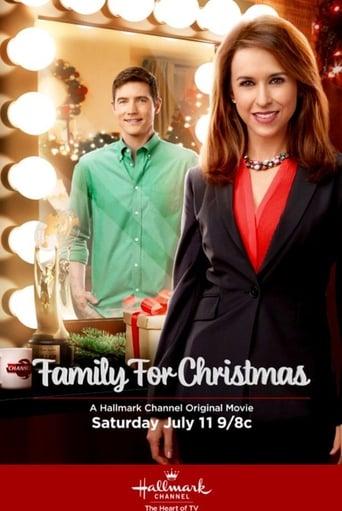 Poster of Une Famille Pour Noël