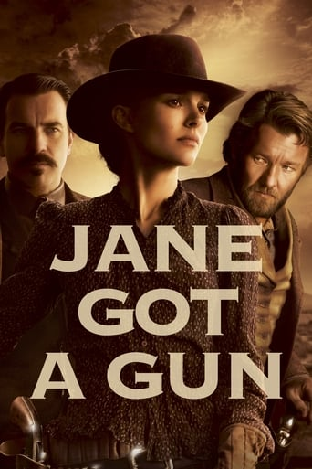 Poster of Jane Got a Gun