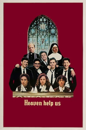 Heaven Help Us Movie Poster