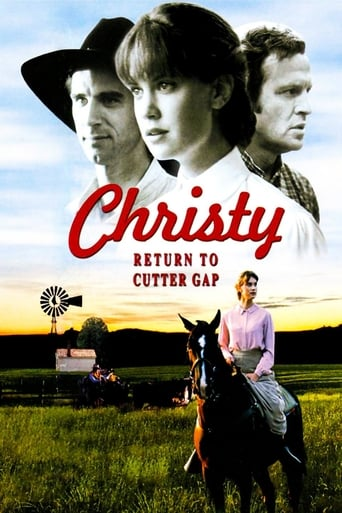 Poster of Christy: Return to Cutter Gap