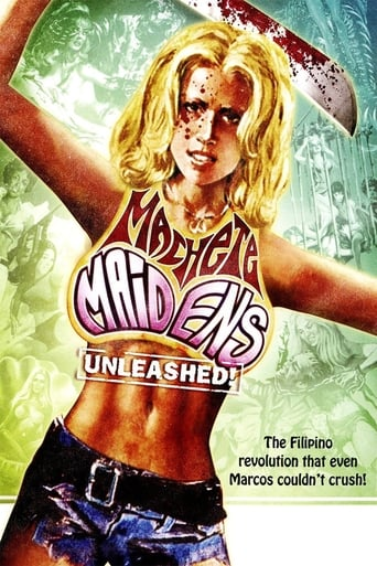 Poster of Machete Maidens Unleashed!