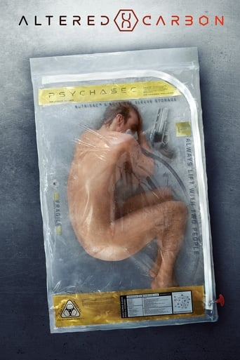 Altered Carbon Temporada 1 Capitulo 3
