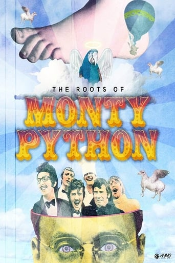 Poster of The Roots of Monty Python