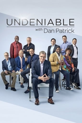 Poster of Undeniable with Dan Patrick
