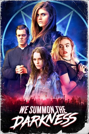 Poster We Summon the Darkness