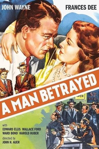 Watch A Man Betrayed 1941 full online free