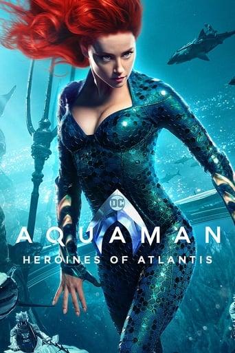 Poster of Aquaman: Heroines of Atlantis