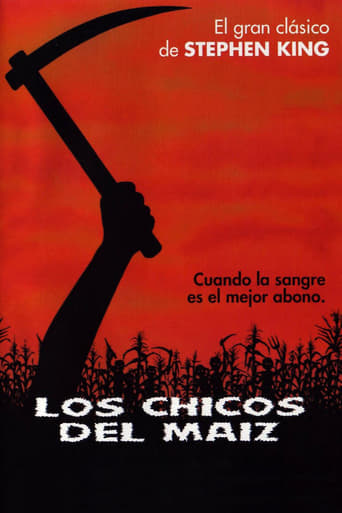 Poster of Los chicos del maíz