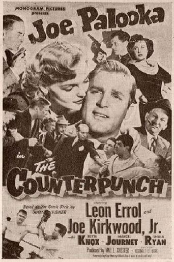 Joe Palooka in the Counterpunch Movie Poster