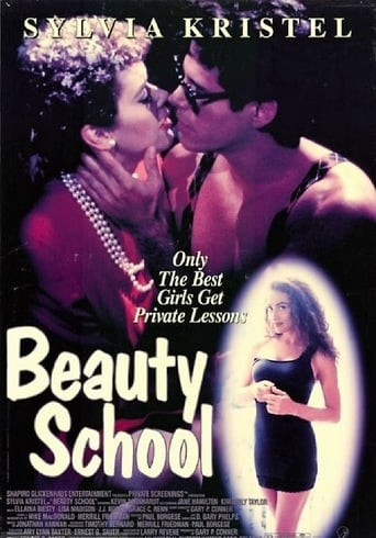 Poster of Beauty School