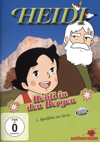 Poster of Heidi in the Mountains