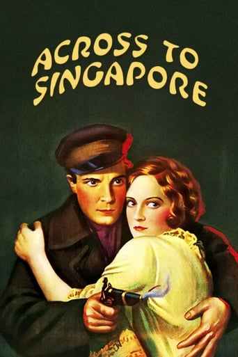 Poster of Across to Singapore