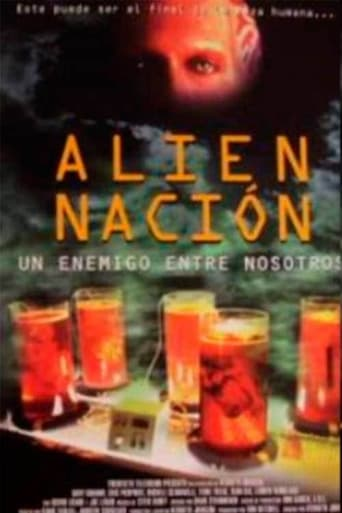 Poster of Alien Nation: The Enemy Within